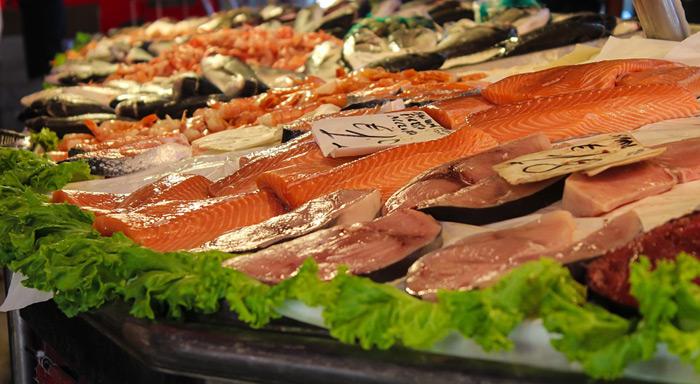 Fisch enthält viel Omega 3
