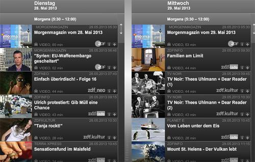 ZDF Mediathek TV Stream